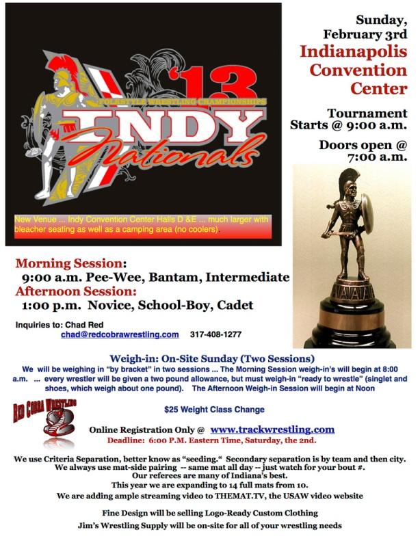 2013 Indy Nationals
